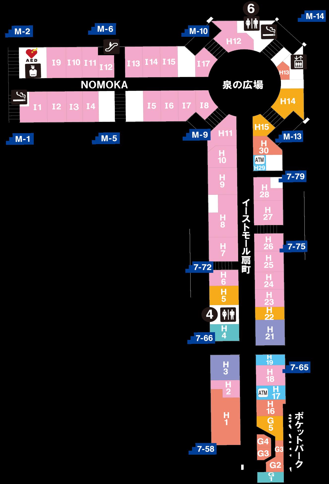 コロ マップ 大阪